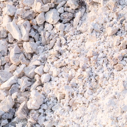 How much is a ton of quicklime